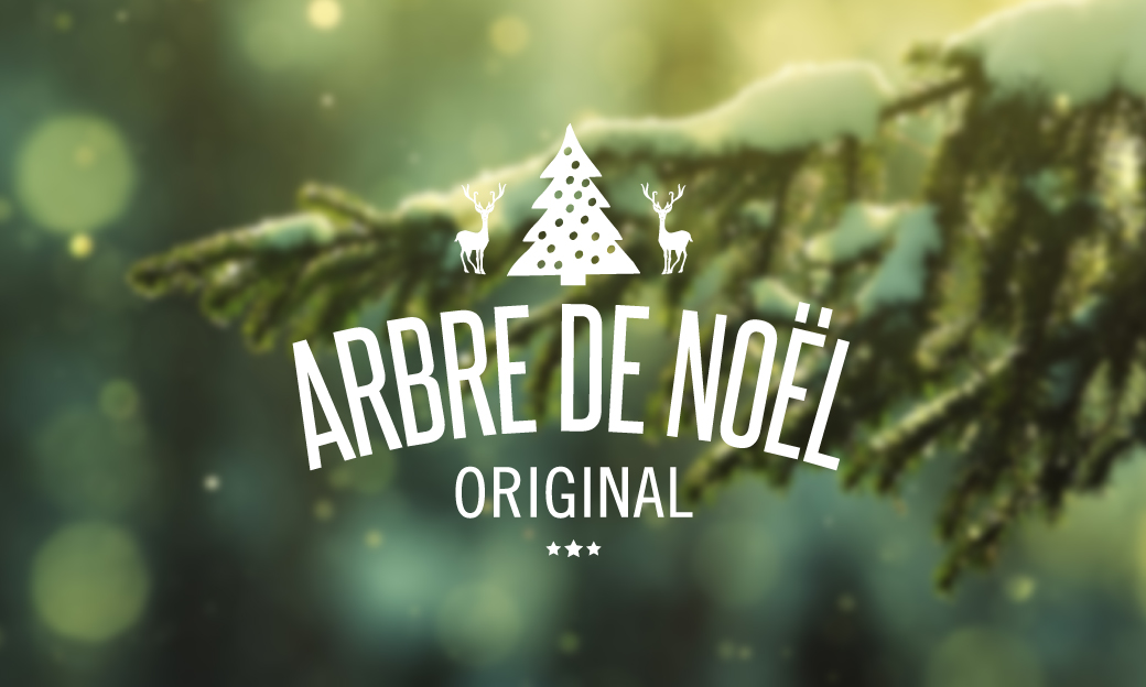 arbre de noel original. Black Bedroom Furniture Sets. Home Design Ideas